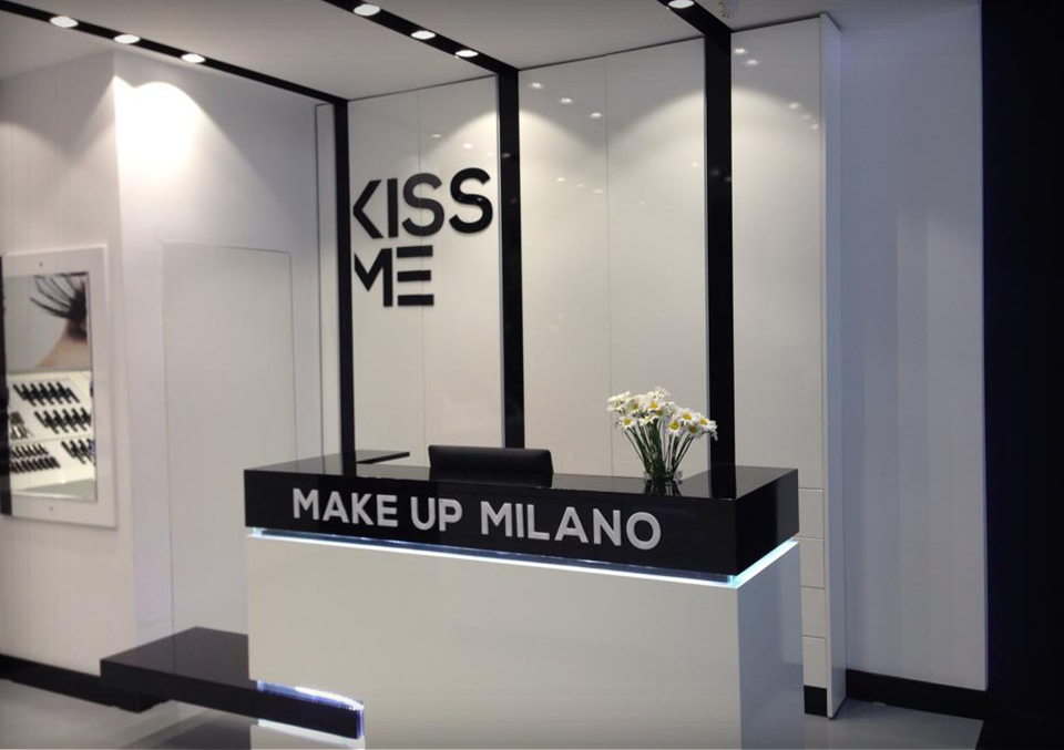 Make up studio milano